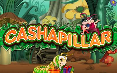 Cashapillar Online Pokies : To Make Pillars Of Cash