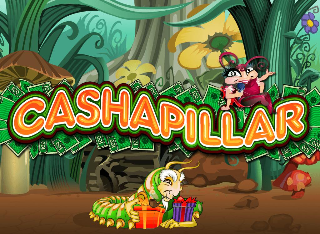 Cashapillar Online Pokies To Make Pillars Of Cash