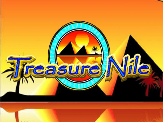 Make The Tour To Treasure Nile Pokie Game
