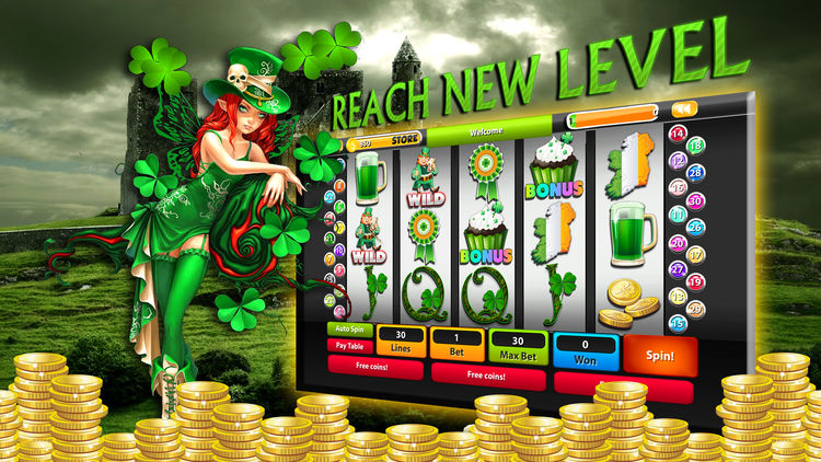 Show Your Art of Skills With Treasure Ireland Online Pokies