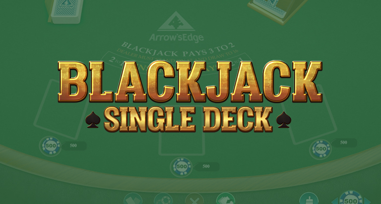 The best bet you can get in Deck Blackjack