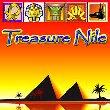 Treasure Nile Online Pokies Game