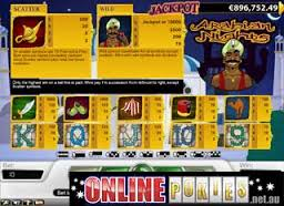 Best Arabian Casino Games to Play