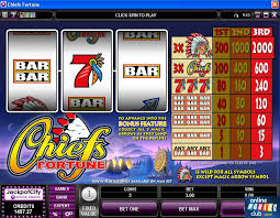 Chiefs Fortune Online Pokies Game