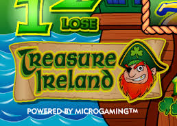 Treasure Ireland Online Casino Game